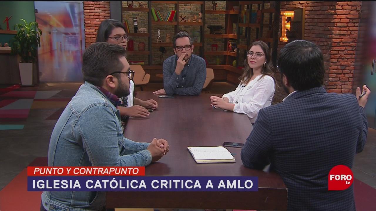 Foto: Arquidiócesis Cdmx Pide Diálogo Amlo 21 Agosto 2019