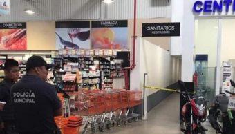 Asesinan a mujer en supermercado de Huatulco; no hay detenidos