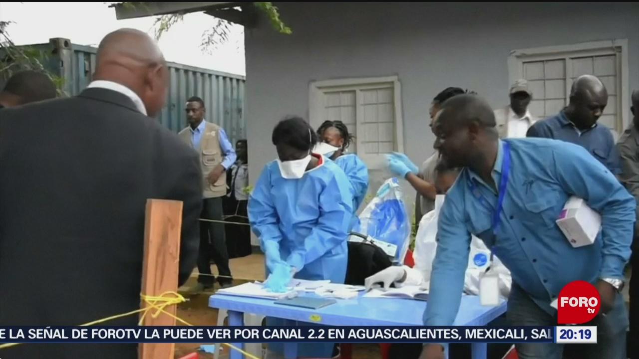 Foto: Aumenta Brote Ébola África 1 Agosto 2019
