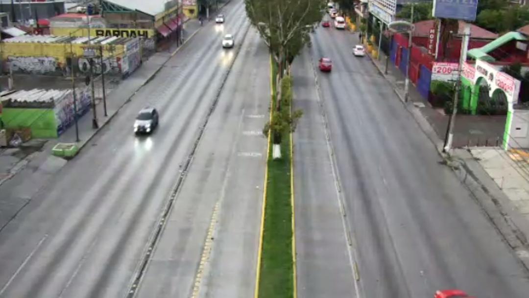 Foto: Avenida López Portillo. 6 agosto 2019