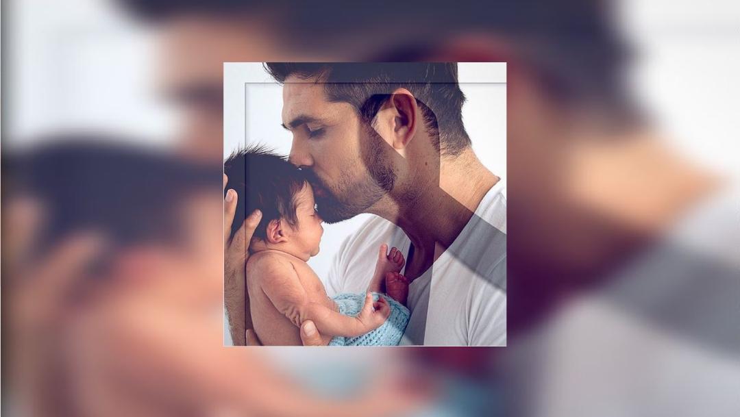 Foto: Ferdinando Valencia anunció la muerte de su hijo de tres meses de edad, Dante, 3 agosto 2019