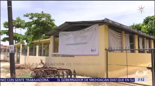 Cancelación de apoyos afecta a los pobres en Guerrero