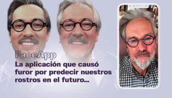 Foto: Cómo Funciona Aplicación Faceapp