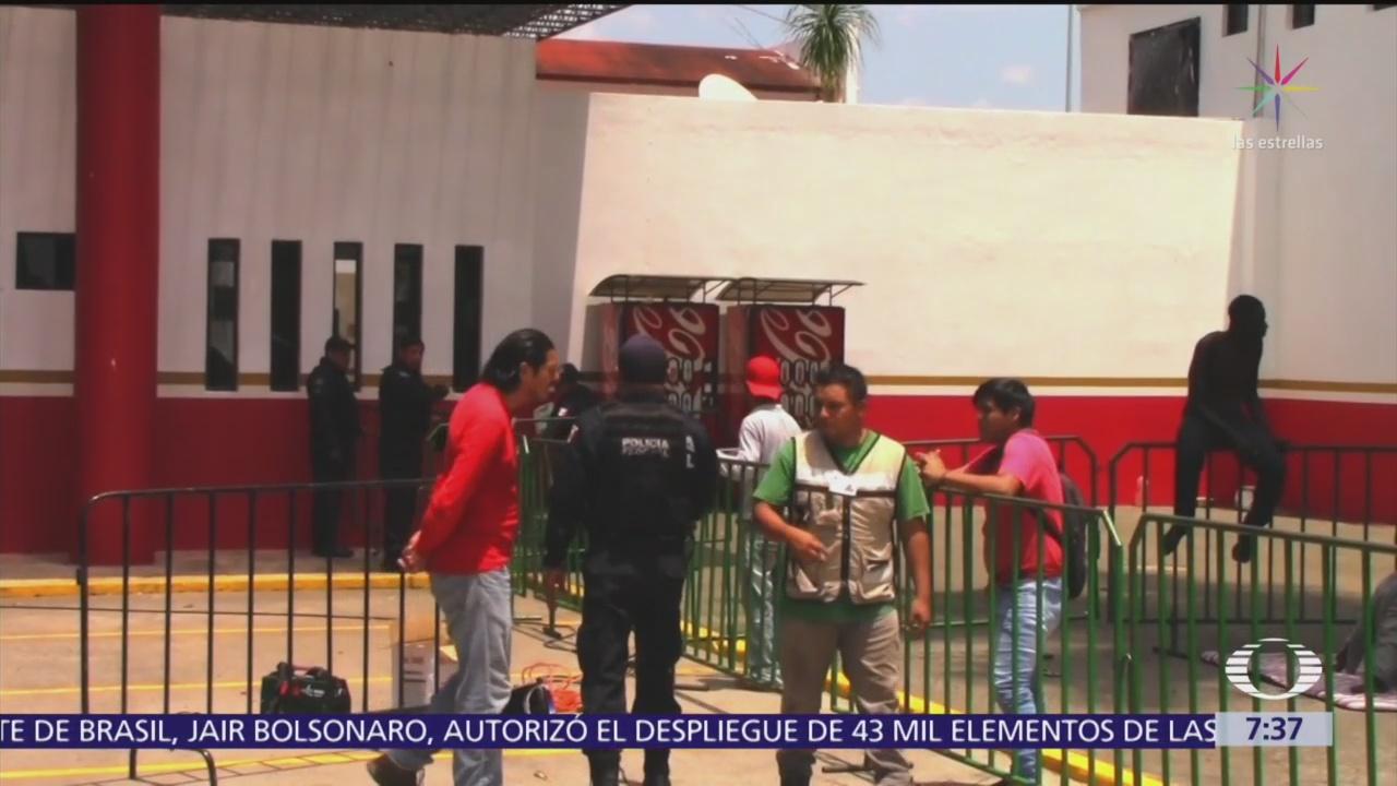 Denuncian situación de migrantes en Chiapas
