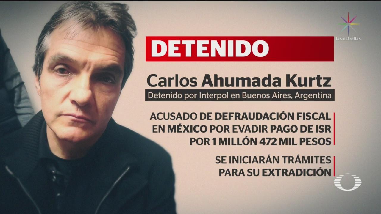 Foto: Detienen Carlos Ahumada Argentina Hoy 16 Agosto 2019