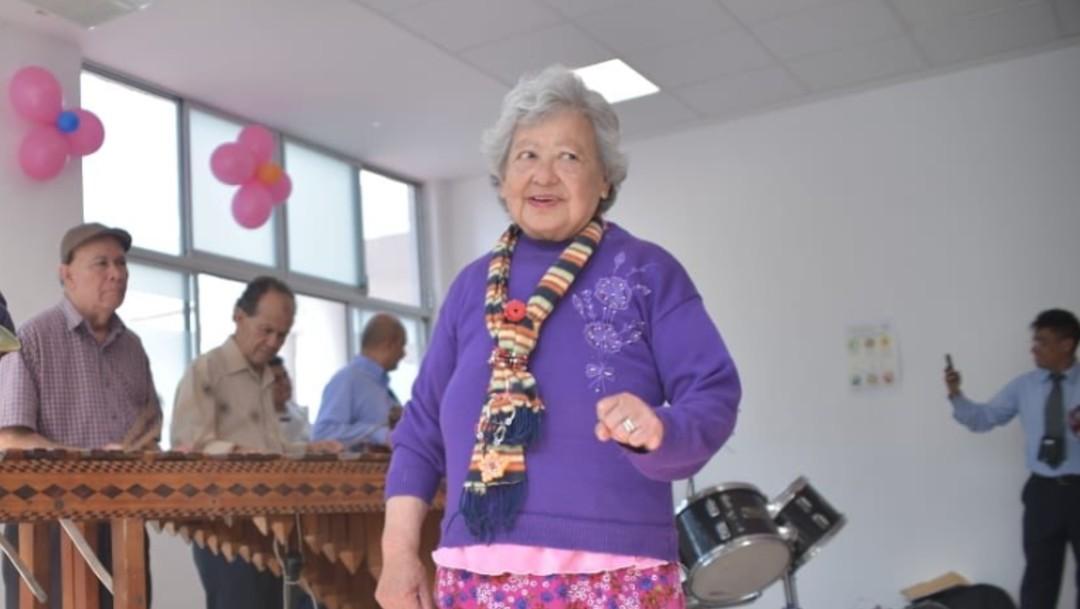 Foto: Persona de la tercera edad, 23 de agosto de 2019, México