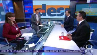Dirigentes de partidos políticos analizan la agenda política en Despierta