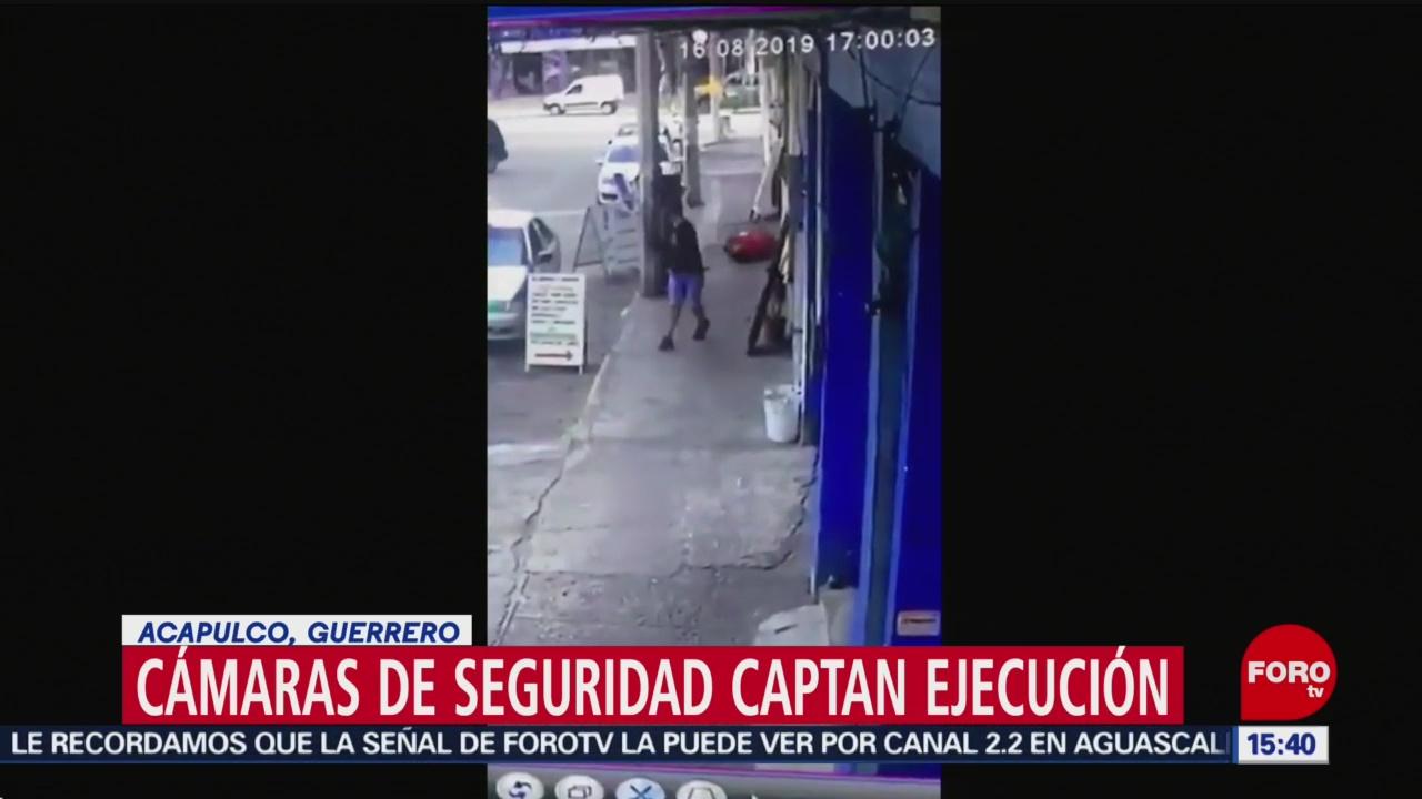FOTO: Ejecutan a plena luz del día a hombre en Acapulco, 17 Agosto 2019