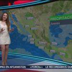 clima con Mayte Carranco 29 agosto 2019
