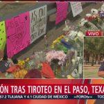 Foto: Familiares Víctimas Tiroteo El Paso Esperan Entrega Cuerpos