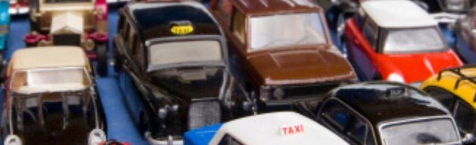 Foto: Carritos de juguete. Getty Images/Archivo