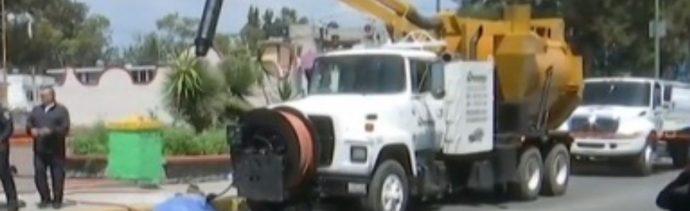 Foto: El trabajador murió inmediatamente, 15 de agosto de 2019 (FOROtv)