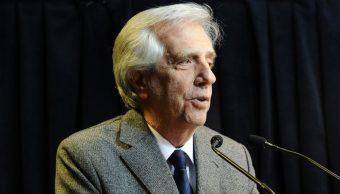 Foto: Tabaré Vázquez Rosas, presidente de Uruguay. Reuters