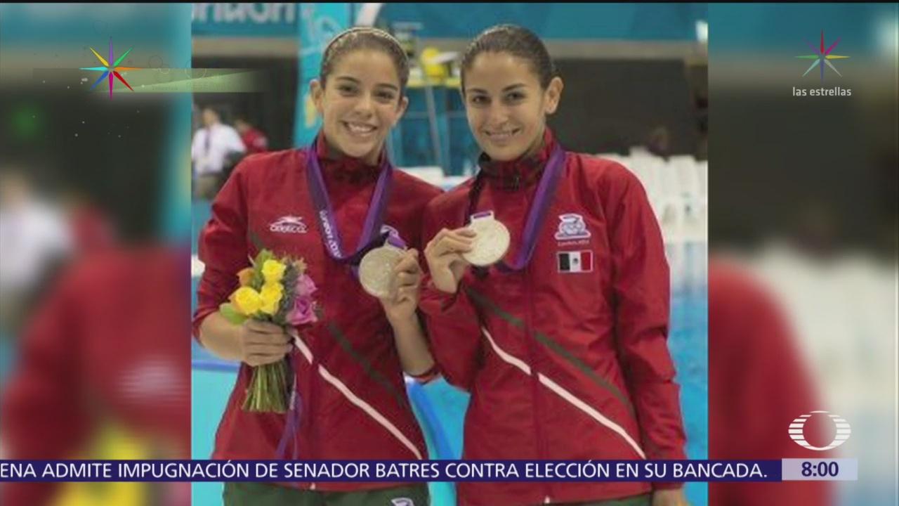 Gaby Agundez y Alejandra Orozco se preparan en clavados sincronizados para Tokio 2020