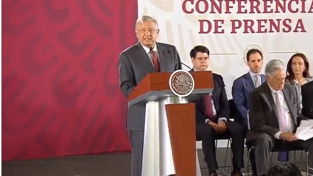 Foto: Andrés Manuel López Obrador, 27 de agosto de 2019, Ciudad de México