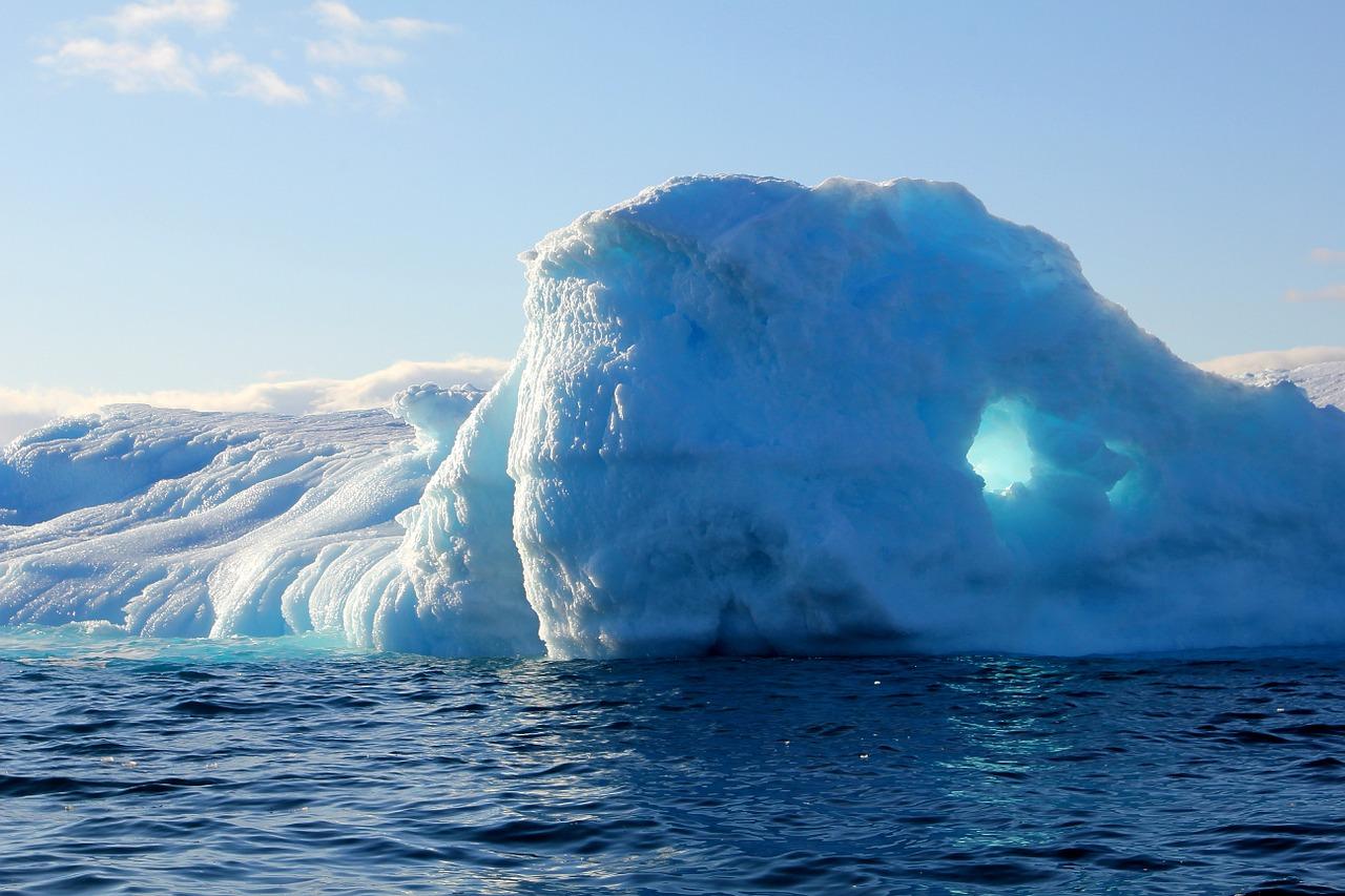 Foto: Groenlandia-derretimiento-deshielo-polos. 6 agosto 2019
