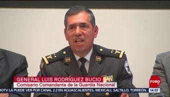 FOTO: Guardia Nacional no cuenta con personal suficientes, 31 Agosto 2019