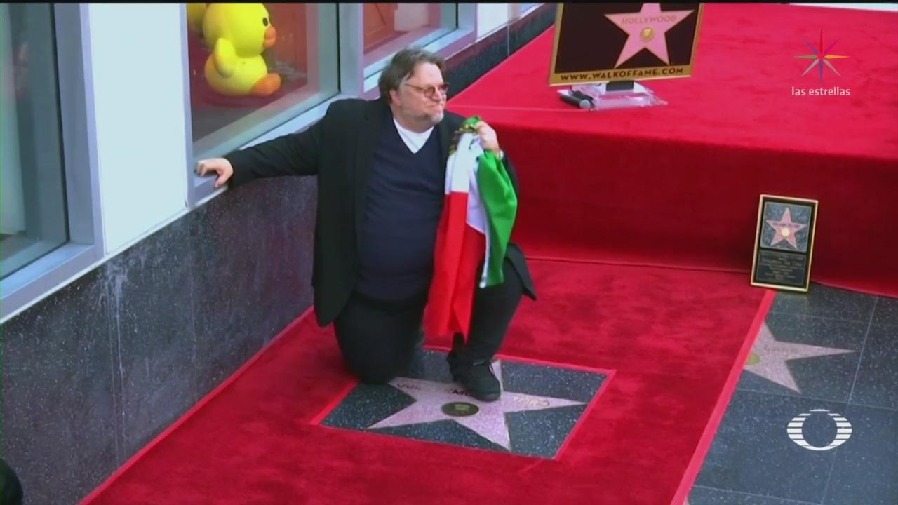 Foto: Guillermo Del Toro Discurso Migrantes Mundo 6 Agosto 2019