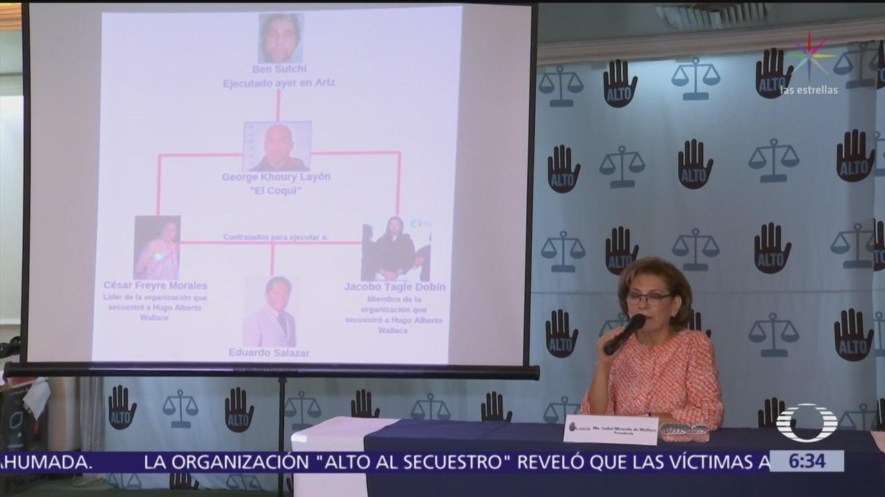 Incrementan 50% los secuestros en México: Isabel Miranda