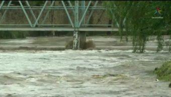 Inundaciones en El Arenal, Jalisco