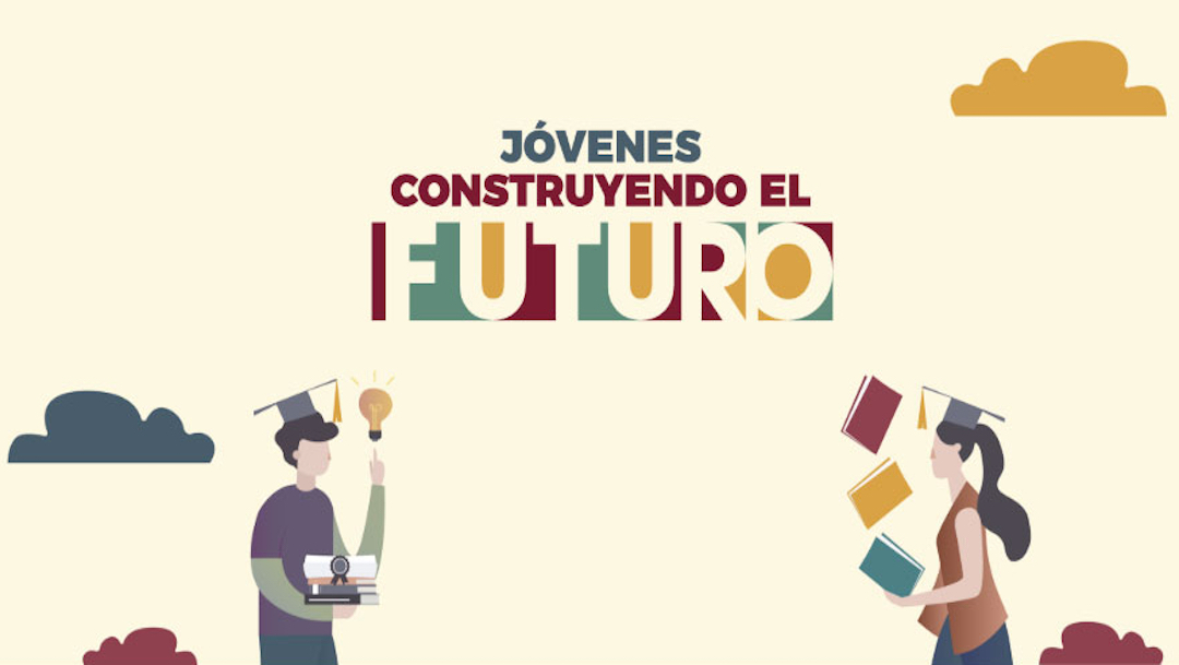"""Foto En qué consiste el programa de capacitación """"Jóvenes Construyendo el Futuro"""" 5 agosto 2019"""
