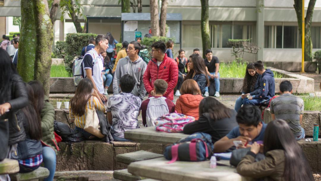 Foto:alumnos-fes-acatlán-unam. 19 agosto 2019