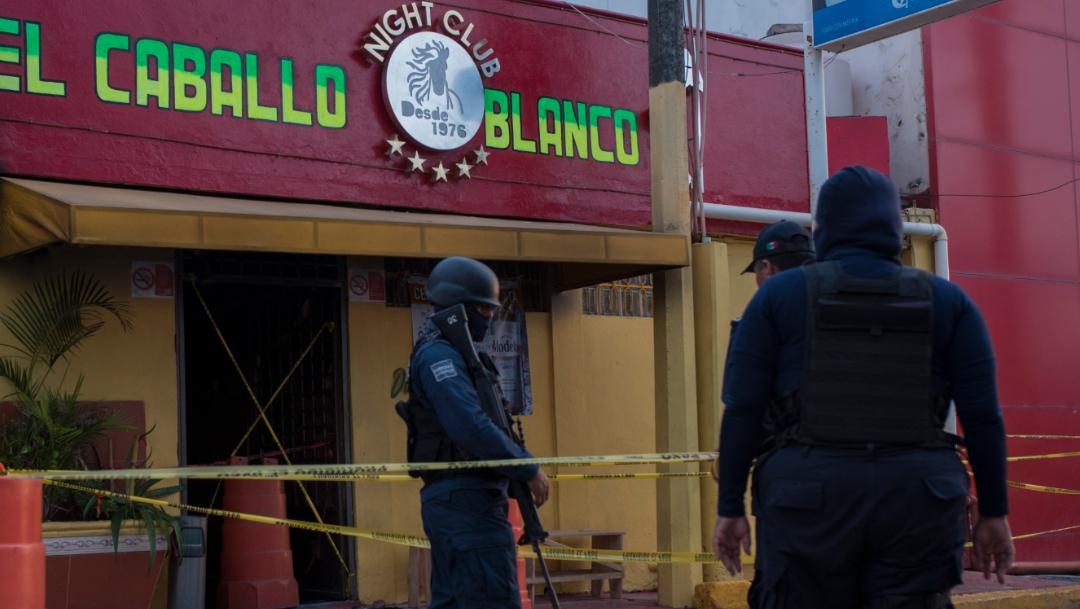 """FOTO """"La Loca"""" se deslinda de la masacre en Coatzacoalcos, Fiscalía de Veracruz investiga video (Ángel Hernández/Cuartoscuro)"""