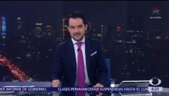 Las noticias, con Danielle Dithurbide: Programa completo del 27 de agosto del 2019