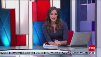 Foto: Las Noticias Danielle Dithurbide Forotv 27 Agosto 2019