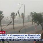 Foto: Lluvias Monterrey 4 Personas Fallecidas 26 Agosto 2019