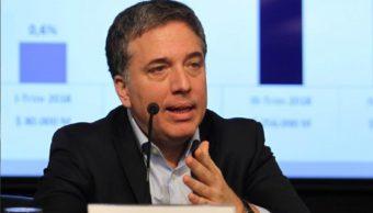 Imagen: Nicolás Dujovne señaló que renunció porque gestión de Macri necesita una renovación económica, 17 de agosto de 2019 (EFE)