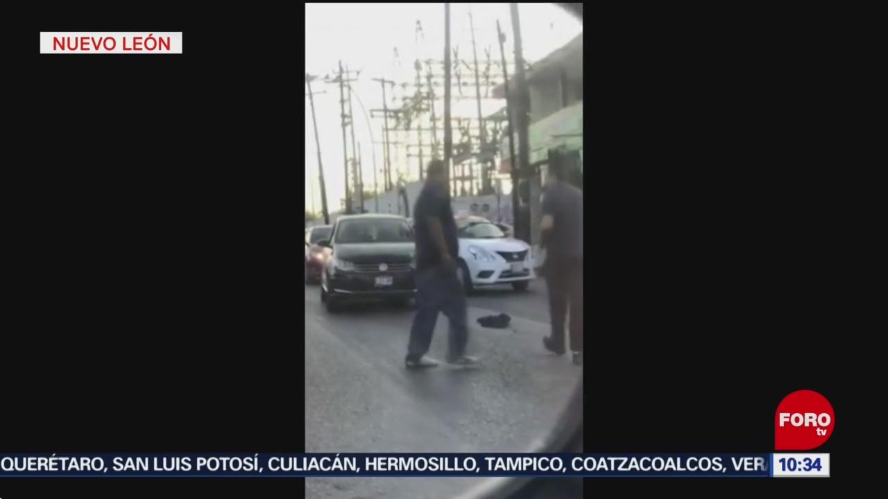 FOTO: Monterrey, la ciudad más violenta por incidentes viales, 11 Agosto 2019