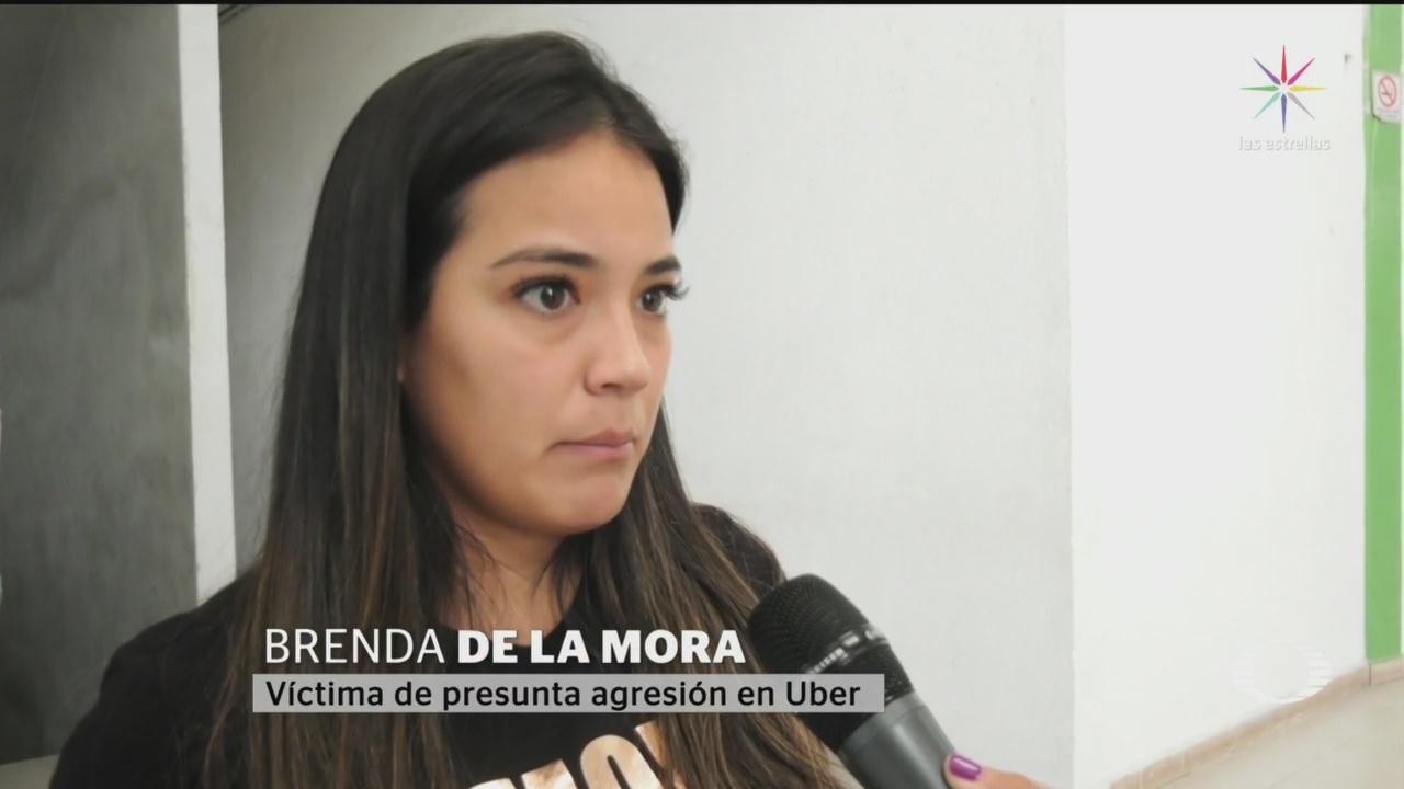 Foto: Mujer Narra Secuestro Chofer Uber 19 Agosto 2019