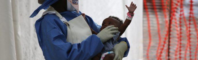 Foto: El virus del ébola se ha cobrado las vidas de más de 500 niños en República Democrática del Congo, 7 agosto 2019