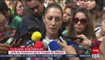 FOTO: No hay casos de sarampión en la capital: Sheinbaum, 4 Agosto 2019