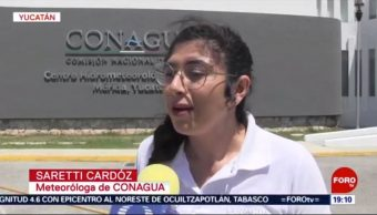 FOTO: Ola de calor en Mérida, Yucatán, 31 Agosto 2019