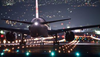 Foto Pasjero Aterriza Avión 27 Agosto 2019