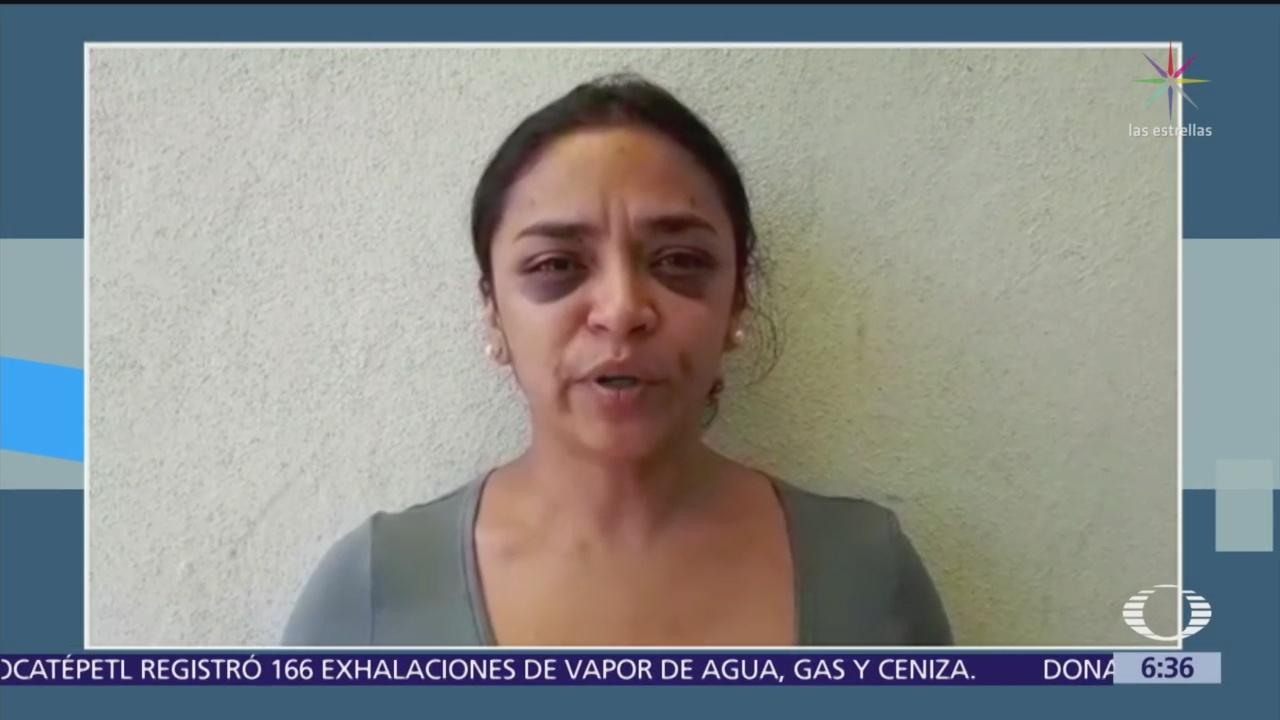 Periodista denuncia agresiones por parte de policías en Michoacán