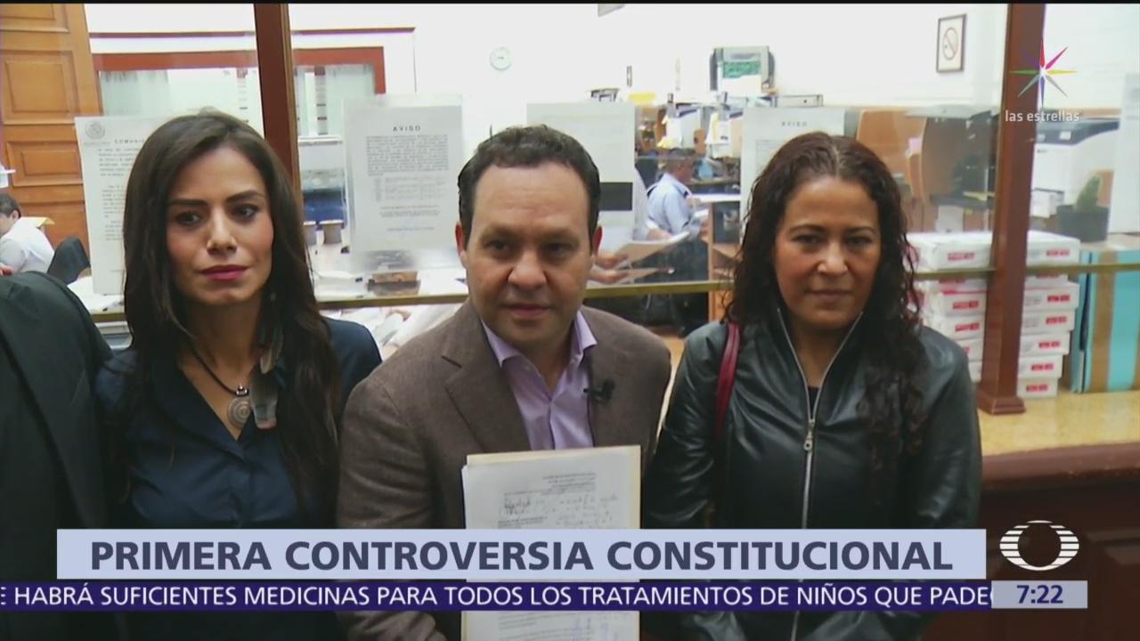 Primera controversia contra ley que impide manifestaciones en Tabasco