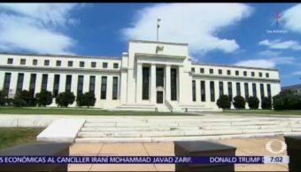 Reserva Federal de EU baja tasas de interés