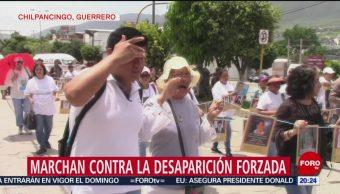 FOTO: Se manifiestan en varios estados por desaparecidos, 31 Agosto 2019