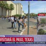 Foto: Sobreviviente Narra Que Sucedió Durante Tiroteo El Paso