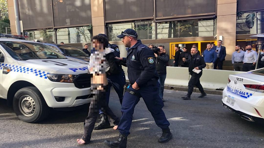 Ataque con cuchillo deja varios heridos en Sídney, Australia