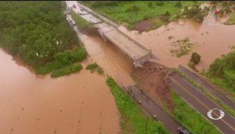 Foto: Tormenta Ivo Provoca Inundaciones En Varios Estados