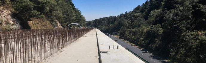 SCT detecta diversas irregularidades en la construcción del tren México-Toluca
