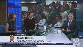 Video: Entrevista completa de Martí Batres en Despierta con Loret