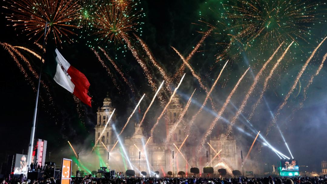 festejos patrios en mexico