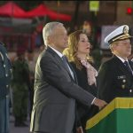 Foto: Amlo Encabeza Conmemoración Sismos 1985 2017 19 Septiembre 2019