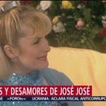 FOTO: Amores y desamores de José José, 28 septiembre 2019