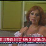 FOTO: Anel recordó en 1983 cómo era la vida de José José fuera de los escenarios, 28 septiembre 2019